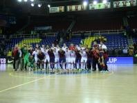 FC BARCELONA - MVFC BERETTYÓÚJFALU